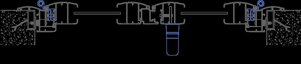 Sezione serie Arrotondata